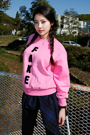 블랙피치(SALE) FAKE Sweatshirts